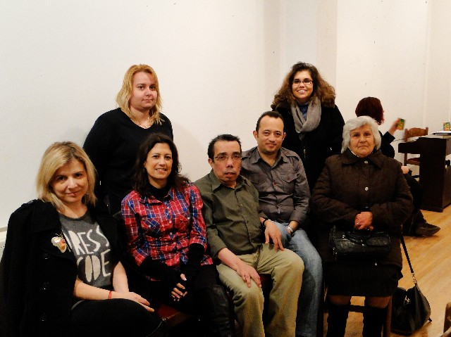 Εθελοντική Αιμοδοσία Βαγγέλη Στουμπιάδη 2012...